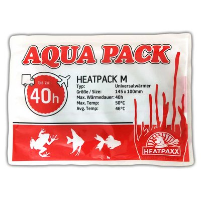 40h HeatPaxx HeatPack M Shipping Warmer