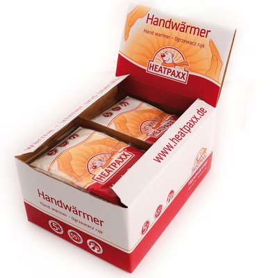 HeatPaxx hand warmer - 40 pair value pack