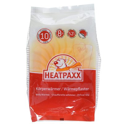 HeatPaxx Heat Patch - 10 pieces value pack