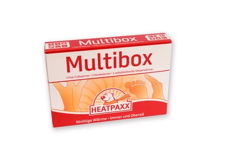 HeatPaxx TryOut Multibox
