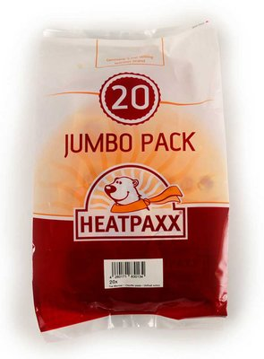 HeatPaxx hand warmer - 20 pair value pack