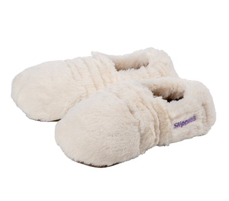Slippies® Deluxe creme Plush, Gr. 36-40