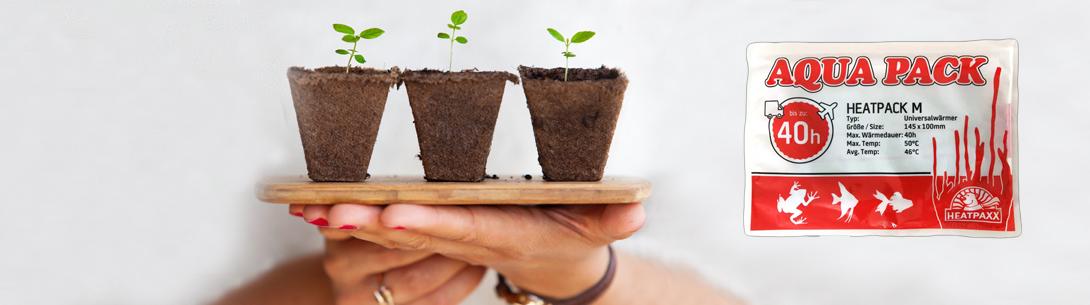 Pflanzen jeglicher Art sicher und unbeschadet