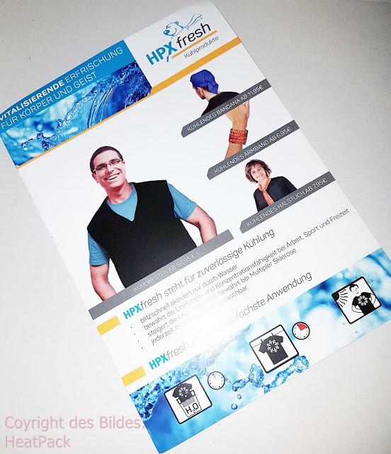 Mit HPXfresh Praktische Lösungen für Kälte und Hitze