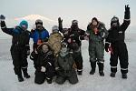 Expedition in die kalte Artkis mit HeatPaxx